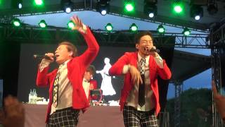 Abertura do show HOME MADE KAZOKU no Ressaca Friends 2014 Musica: K...