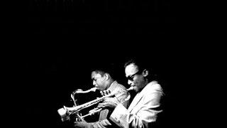 Miles Davis & John Coltrane,