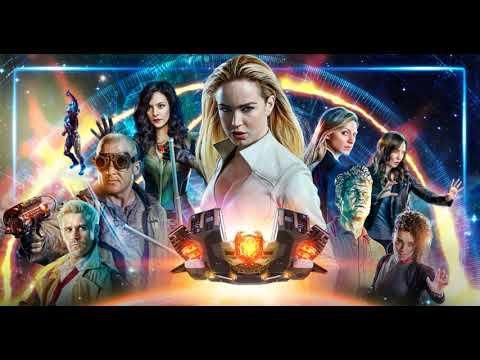 LEGENDS OF TOMORROW SE4EP5 GIRL by TIMECOP1983