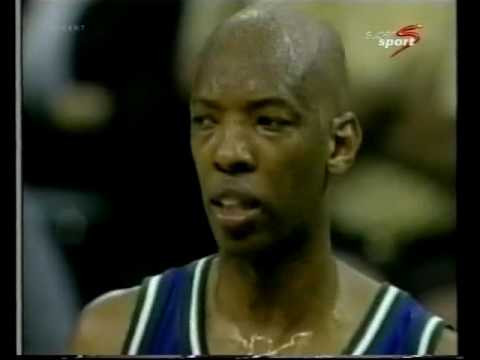2001 NBA action playoffs episode