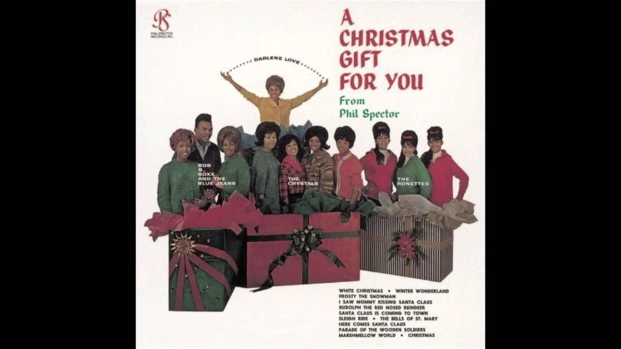 Sleigh Ride - The Ronettes FULL VERSION - YouTube