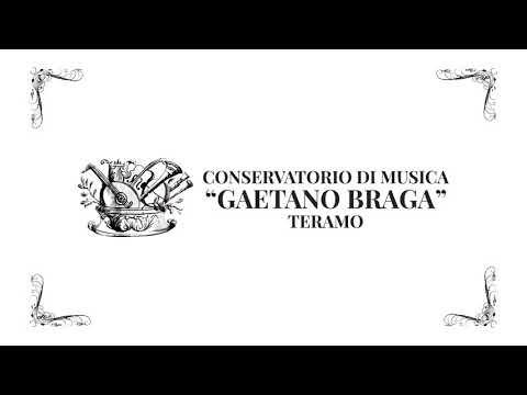 Conservatorio Braga Teramo: Marco Curzi - R. Schumann, Carnaval Op. 9