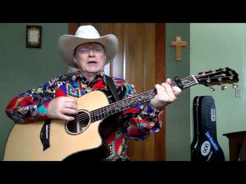 1960 -  Dancing Cowboys -  Bellamy Brothers vocal & acoustic guitar cover & chords