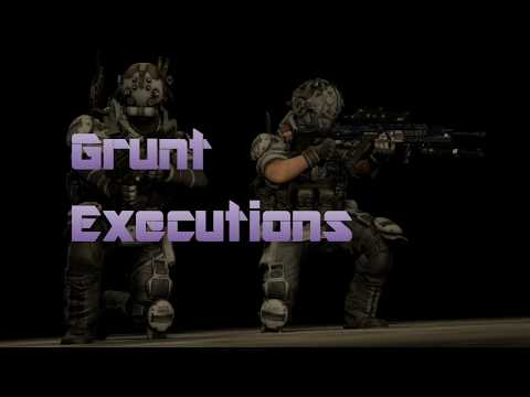 Titanfall 2 Grunt Executions (With extra clips)
