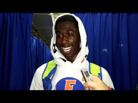 Marquis Dendy of Florida - 2015 NCAA Division I Indoor Long Jump Champion