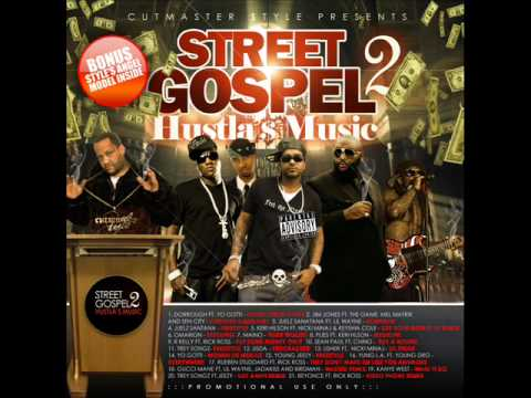 BEYONCE FT. RICK ROSS - VIDEO PHONE REMIX - STREET GOSPEL 2 HUSTLA'S MUSIC