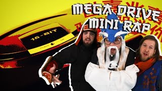 THE SEGA CONTINUES - Der Sega Mega Drive Mini Song (Official Music Video)