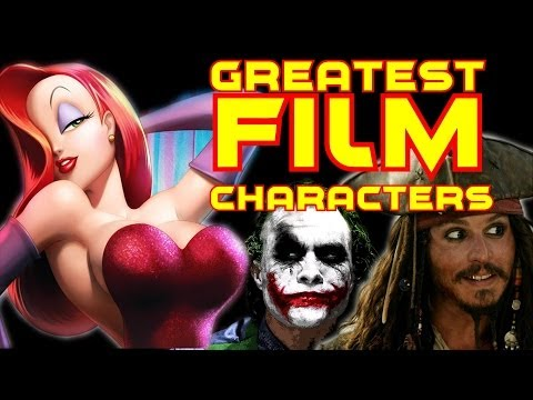 The Greatest Film Characters Of All Time