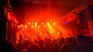 Amorphis - Drowned Maid (Live @ Finlandia-Klubi, Lahti 09.10.2015)