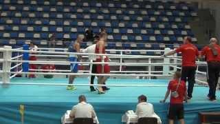 91kg: Igor Jakubowski (POL) vs Roman Fress (GER)