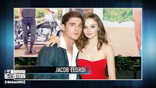 "Why Joey King Deleted a Tweet About Her ""Kissing Booth"" Co-Star Jacob Elordi"