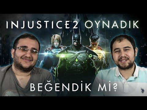 Injustice 2'yi Bitirdik! Oyunu Değerlendirdik!