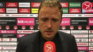 Ploeg Santoni onderuit tegen Jong Ajax