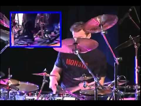Thomas Lang Drum Solo