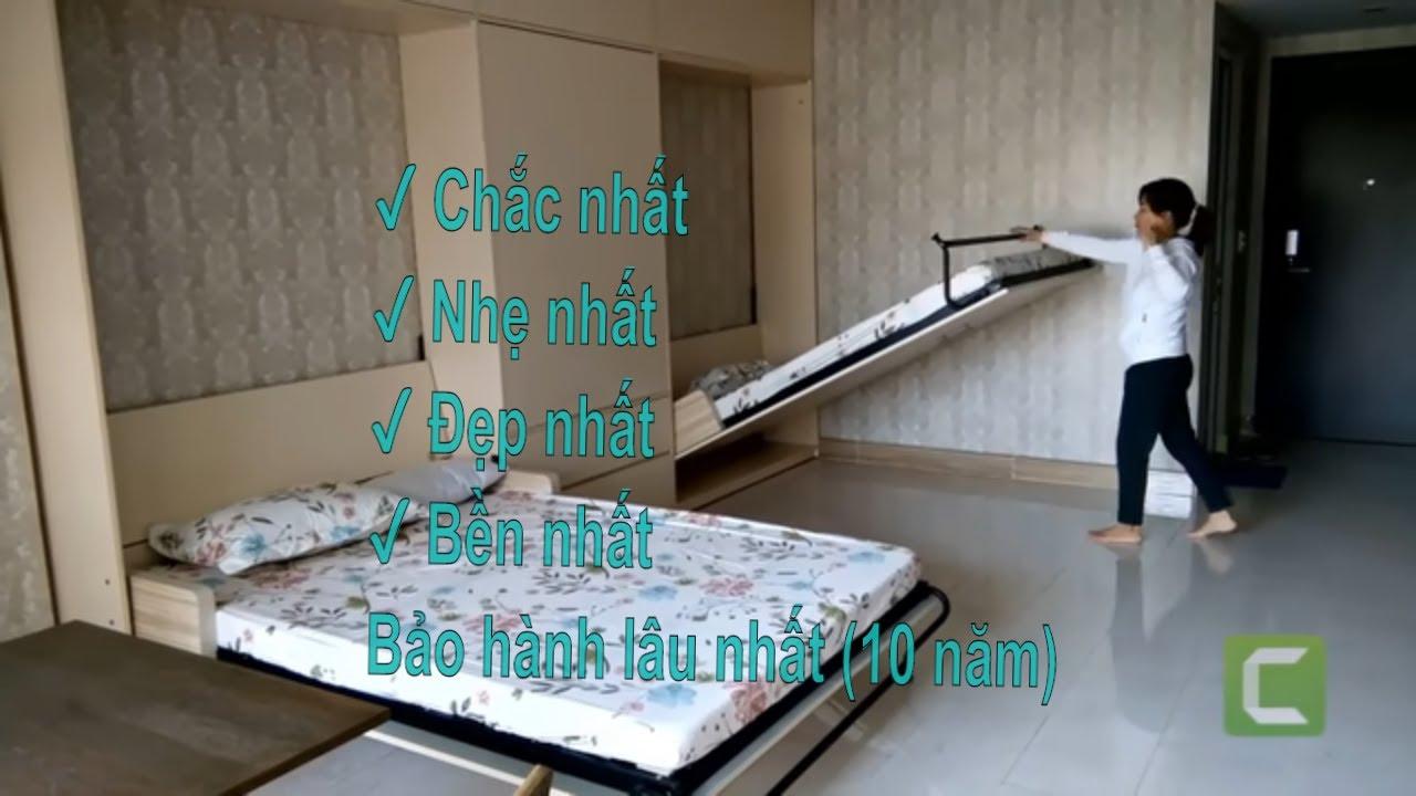 15 mẫu giường gấp thông minh cho căn hộ nhỏ – Mạnh Tùng