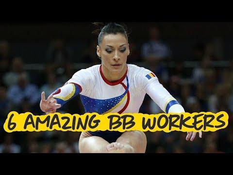 Amazing Gymnastics Saves Montage Doovi