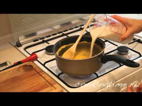 Лимонный мусс - вкусный французский десерт - легкий рецепт