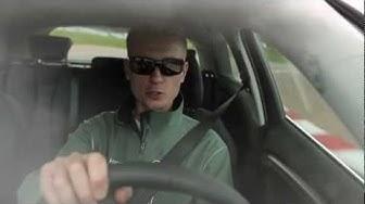 Testissä Audi A3 - ajettavuus (Teknari 15/2012)