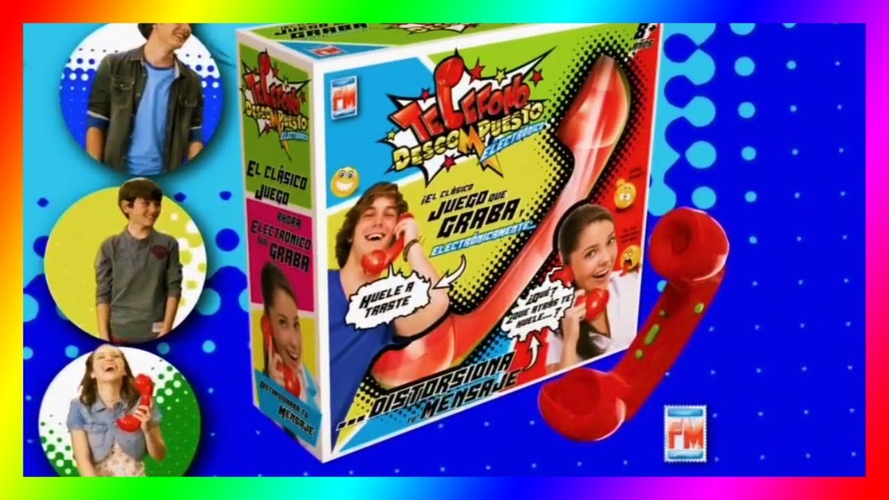Mejores Juguetes Telefono Descompuesto Fotorama Comerciales De