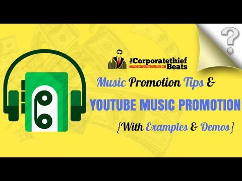 How To Promote Music On Youtube? {Evergreen Tips For Free Music Promotion}  🔥👈 ✅