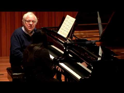 Guildhall Masterclass: Richard Goode Piano Masterclass - Mar