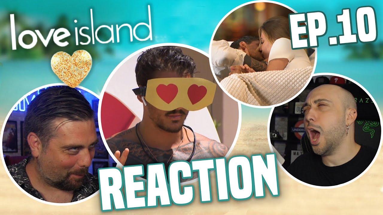 TUTTE VOGLIONO MANUEL | LOVE ISLAND : EPISODIO #10 *REACTION*