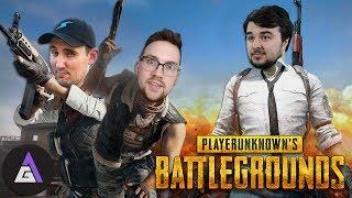 Team Game Attack! - PlayerUnknown's Battlegrounds Ft. Shaun Bolen & Craig Skistimas
