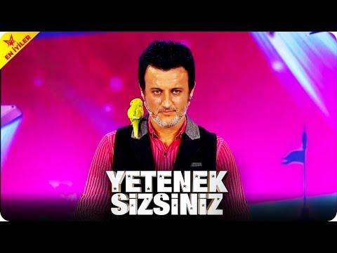 Adem Oğuz'dan İllüzyon Gösterisi   Yetenek Sizsiniz Türkiye