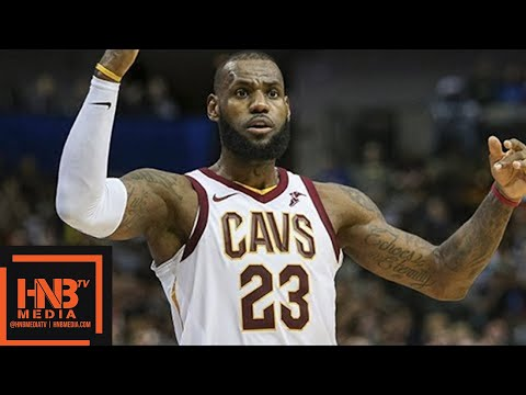 LA Clippers vs Cleveland Cavaliers 1st Half Highlights / Week 5 / 2017 NBA Season