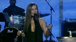 Grammy 2009 - Tia Carrere and Daniel Ho - He Aloha Mele