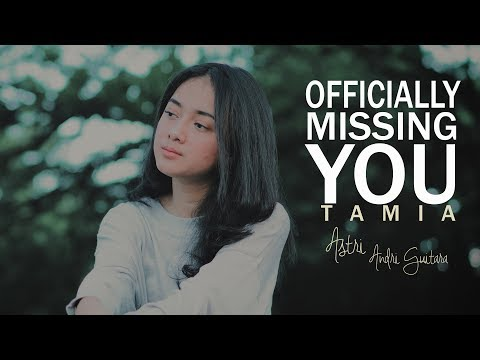Officially Missing You - Tamia (Astri, Andri Guitara) cover