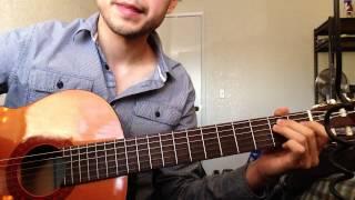La Malagueña (Salerosa) - Miguel Aceves Mejia - Tutorial - Leccion de Guitarra [Español]