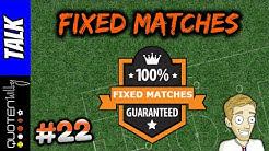 Manipulierte Spiele bei Sportwetten ► Wie du sie erkennst (Fixed Matches) ► Sportwetten Talk #22