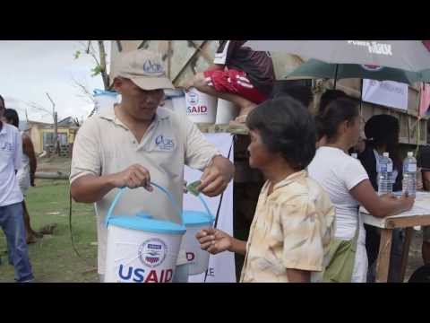 US Congressmen Visit USAID Typhoon Recovery Program