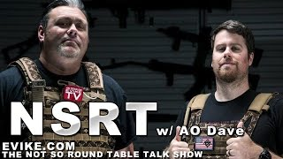 """Airsoft """"not So Round Table"""" Ep. 61 - Best Nsrt Ever! - Evike Tv"""