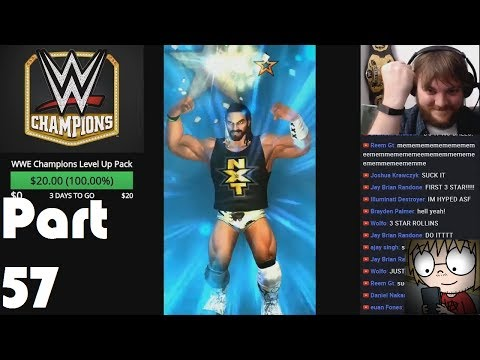 WWE Champions - Part 57 *EVOLVING SETH ROLLINS TO 3 🌟! + THANK YOU DANIEL!*| Mike at Midnight LIVE