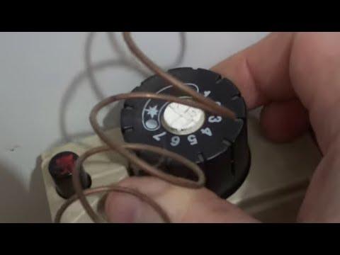 Как выключить газовый котел видео