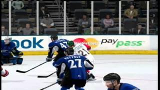 NHL 11 Halifax Mooseheads vs Saint John Sea Dogs