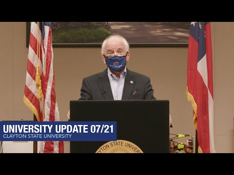 Clayton State University - University Update 07/21