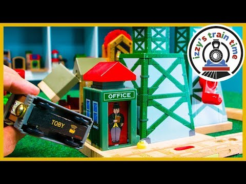 Toys for Kids! Thomas and Friends Talking Railway! Fun Toy Trains