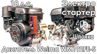видео Двигатели Weima (Вейма) от прямого поставщика