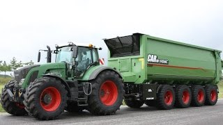 BEST OF MOTORSOUNDS Vol.2 - Fendt, Claas, Deutz, Schlüter, Case, Krone, John Deere ....