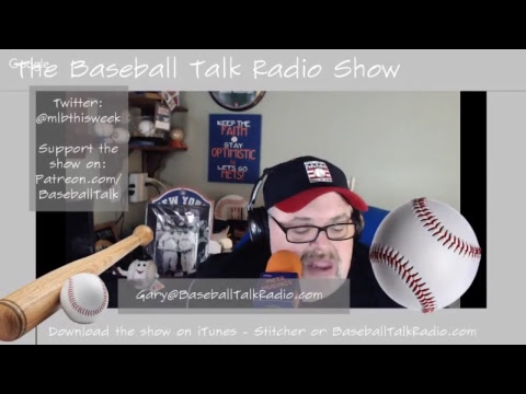 Playoffs are here 2017 - The Baseball Talk Radio Show