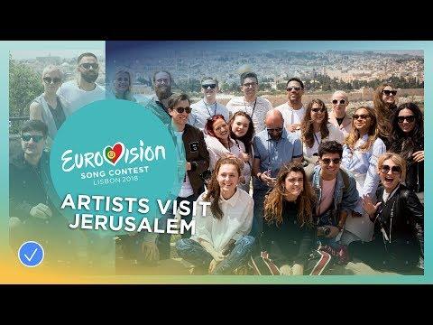 Israel Calling: Contestants take a journey to Jerusalem