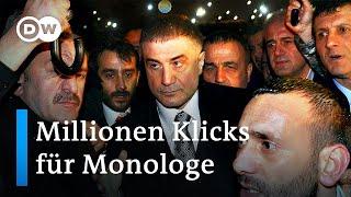Türkischer Mafiaboss Sedat Peker packt auf Youtube aus   DW Nachrichten