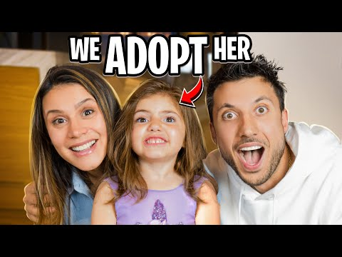 We ADOPTED a GIRL!!! (So Exciting) | The Royalty Family