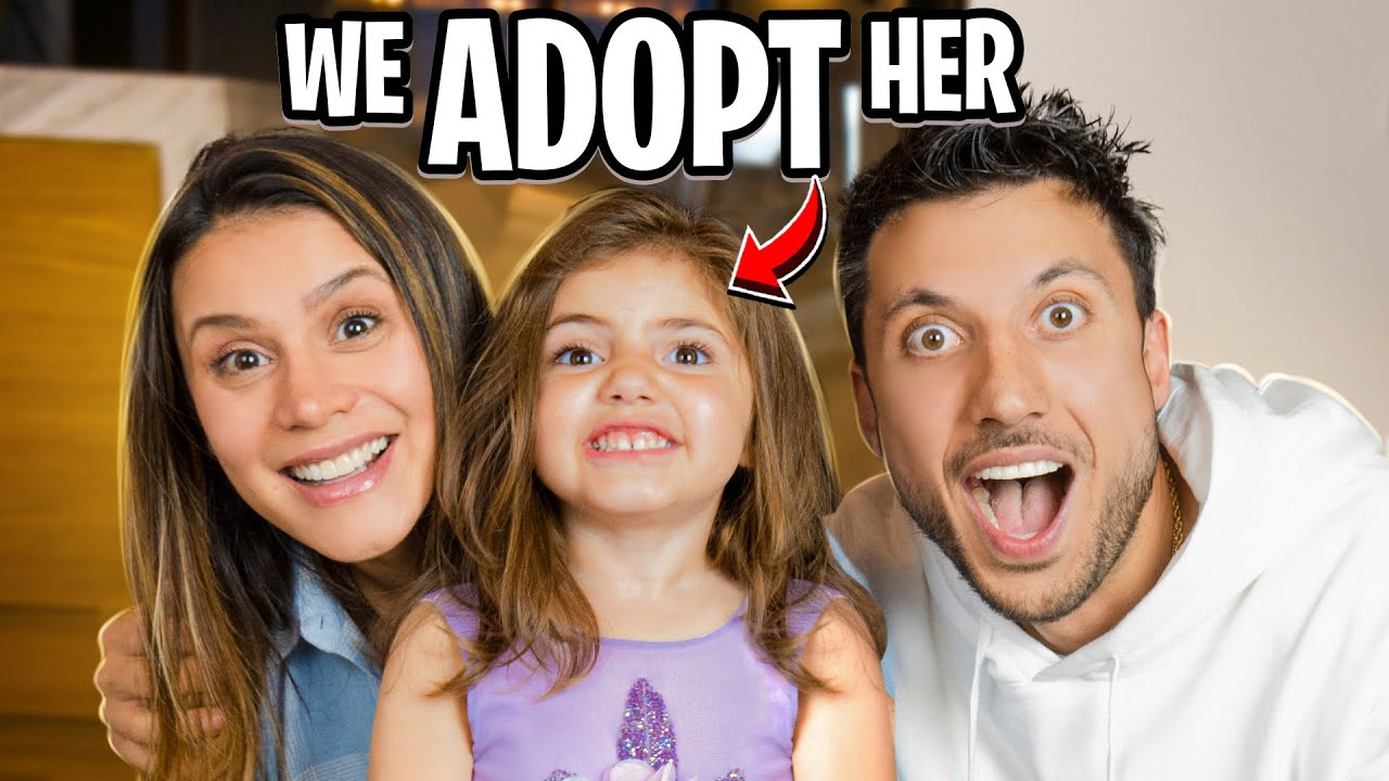 Download We ADOPTED a GIRL!!! (So Exciting) | The Royalty Family