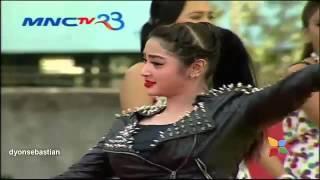 Dewi Persik & Fitria Siska - Mabuk Duit - Grebek Nusantara MNCTV