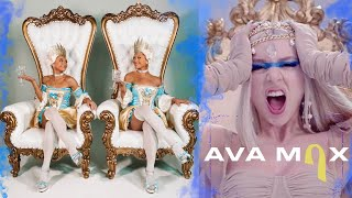 AVA MAX Kings & Queens (Music video by The Rybka Twins)
