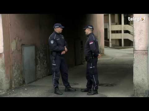Samoubistvo u Beogradu - Čovek skočio sa zgrade policijske stanice